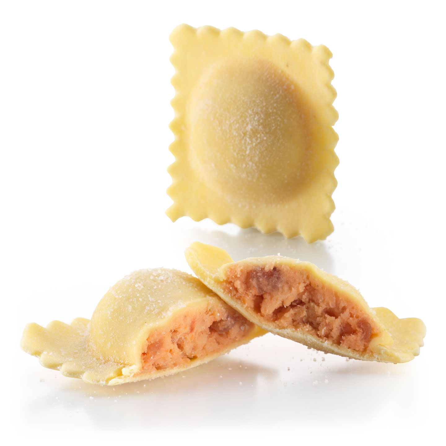 I Ravioli all'Amatriciana raviolificio Poker